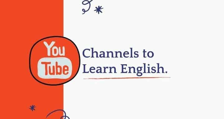 best youtube channels to learn english