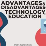 Advantages and disadvantages of technology in education