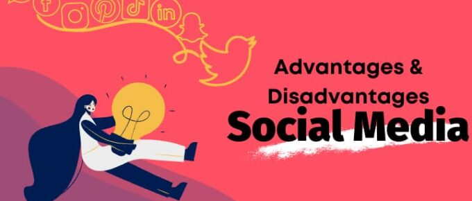 advantages disadvantages of social media on youth